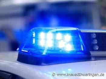 Polizeieinsatz: Mann spaziert mit Schwert durch Neuhaus am Rennweg - inSüdthüringen.de