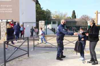 Frontignan-la Peyrade : une campagne de prévention sur la sécurité routière - actu.fr