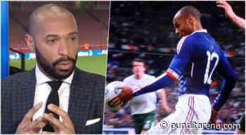 Thierry Henry hired bodyguard for daughter after infamous handball against Ireland - Pundit Arena