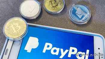 Konzern lässt Kryptowährungen zu: Paypal-Kunden können mit Bitcoin zahlen