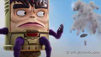 Marvel's MODOK Picks Up a Few More Big Names - Gizmodo