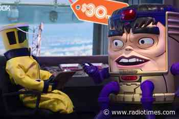 Marvel's animated comedy MODOK casts Jon Hamm, Whoopi Goldberg and Nathan Fillion - RadioTimes