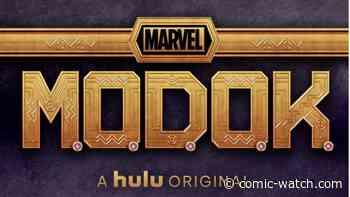 NEWS WATCH: Jon Hamm as Iron Man, Nathan Fillion as Wonder Man on Marvel's M.O.D.O.K. animated Hulu Series - Comic Watch