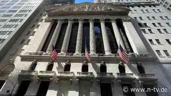 Trotz anfänglicher Aufholjagd: Wall Street verzeichnet leichte Abschläge