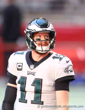 Press Taylor: I absolutely believe in Carson Wentz as a player