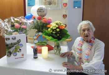 103 Jahre alt! Älteste Bewohnerin im Kursana Pflegeheim Guben feierte Geburtstag - Niederlausitz Aktuell - NIEDERLAUSITZ aktuell