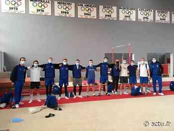 Val-d'Oise. Gymnastique artistique : Franconville termine dixième du Top 12 - actu.fr