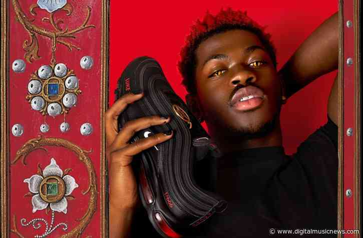 Nike Sues MSCHF Over Custom 'Satan Shoes' Designed for Lil Nas X