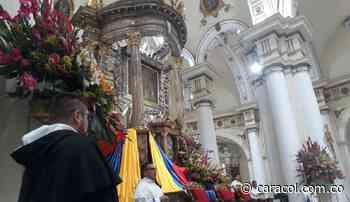 Se estima la visita de 8 mil peregrinos a la basílica de Chiquinquirá - Caracol Radio