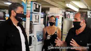 Carapachay: Durante las fiestas continuaron los operativos de desinfección en barrios y vía pública - zonanortehoy.com