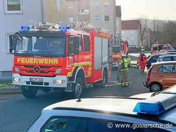 Feuerwehr rettet Person aus verqualmter Wohnung - Bad Harzburg - Goslarsche Zeitung