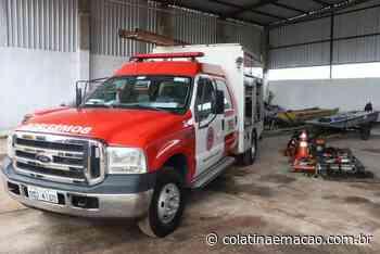 Baixo Guandu recebe unidade do Corpo de Bombeiros e mutirão de serviços oftalmológicos - Colatina em Ação