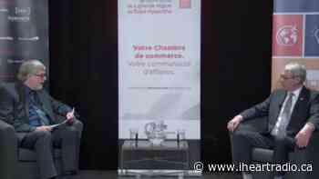 Élections 2021: le maire Claude Corbeil confirmera ses intentions à la fin mai - iHeartRadio