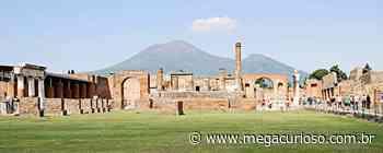 Vesúvio levou 17 minutos para matar a população de Pompeia - Mega Curioso Mobile