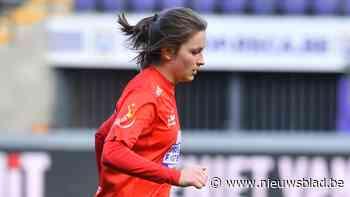 """Kenza Vrithof (WS Woluwe) zorgt voor stuntzege: """"We beginnen goed gelanceerd aan de play-offs"""" - Het Nieuwsblad"""