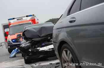 Unfall auf der A73 bei Strullendorf: 21-Jährige sorgt auf Autobahn für Verkehrschaos - inFranken.de