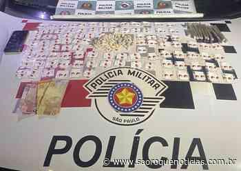PM prende traficante de drogas em linha de trem de Sao Roque - São Roque Notícias