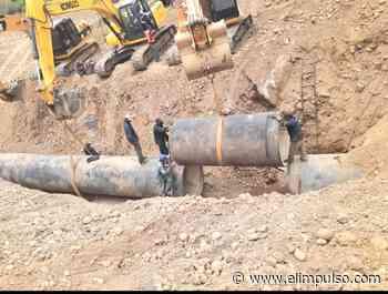 Adolfo Pereira: Suspendido el trabajo de reparación en el Sistema Alto Tocuyo #29Mar - El Impulso