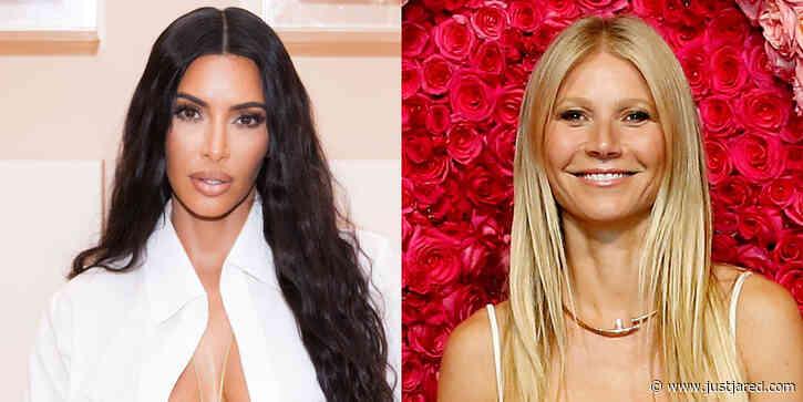 Gwyneth Paltrow Sent Kim Kardashian a NSFW Gift Basket