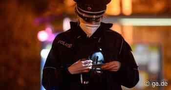 Verstöße gegen Corona-Regeln: Polizei löst Party im Wald bei Neunkirchen-Seelscheid auf - General-Anzeiger Bonn