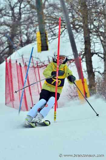 Feb 2020: Westman Ski Club hosting U12 race at Minnedosa - Brandon Sun