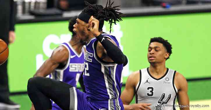 Kings vs. Spurs preview: Let's run it back