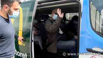 A la Une du JT, Marignane : un bus de ramassage pour les candidats à la vaccination - Maritima.info