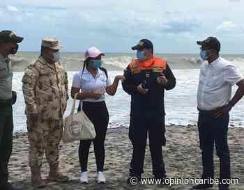 En La Guajira, autoridades prohíben el ingreso al mar en Dibulla por 48 horas - Opinion Caribe