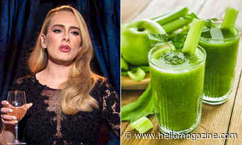 Adele's daily diet revealed: what the star eats for breakfast, lunch and dinner - HELLO!