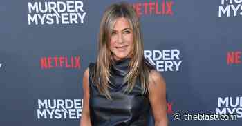 David Letterman Creep Fans Out In Viral Video That Showed Him Lick Jennifer Aniston's Hair - The Blast