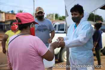 Municipalidad de Tambopata distribuye ivermectina en el Mercado Modelo de Puerto Maldonado - Radio Madre de Dios