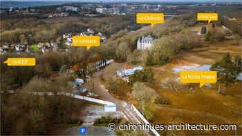 hier sur Chronique d'architecture Intervention artistique et culturelle pour l'EPA Paris-Saclay - Chroniques d'architecture