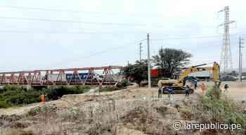 Lambayeque: S/ 24 millones se invierten en rehabilitación de puente Reque   lrnd - LaRepública.pe