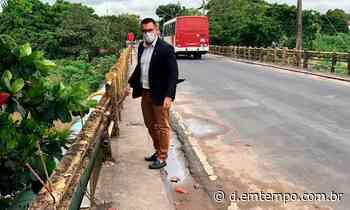 Ponte do Bariri será revitalizada em Manaus, diz vereador - EM TEMPO