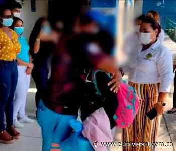Apareció en Mahates Yaiza, la menor desaparecida en Cartagena - El Universal - Colombia