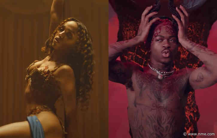 FKA twigs thanks Lil Nas X for acknowledging 'Cellophane' inspiration for 'Montero' video