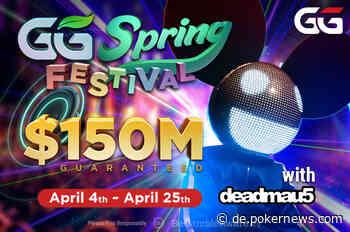 Machen Sie sich bereit für die größte GGPoker Spring Series