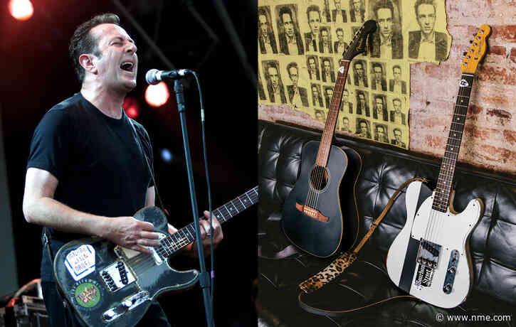 Fender announces new Joe Strummer signature guitar models