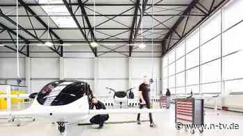 Milliardenbewertung verdreifacht: Flugtaxi-Startup Lilium geht an die Börse