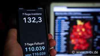 RKI meldet 17.051 Neuinfektionen: Bundesweite Inzidenz bleibt konstant hoch