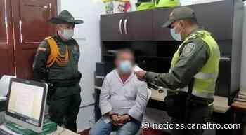 Capturan a hombre por no ayudar a un ciudadano en Tona - Canal TRO