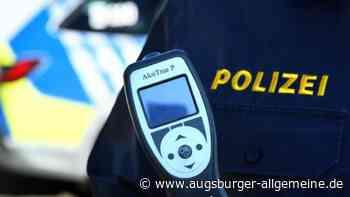 Nach Unfallflucht in Manching betrunken im Auto eingeschlafen - Augsburger Allgemeine