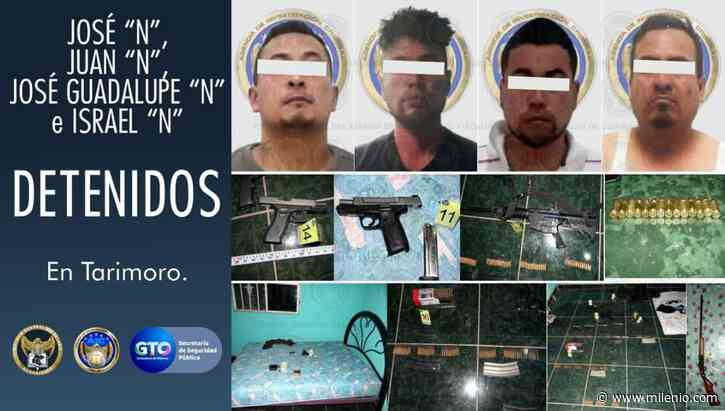 En Tarimoro liberan a empresaria secuestrada - Milenio