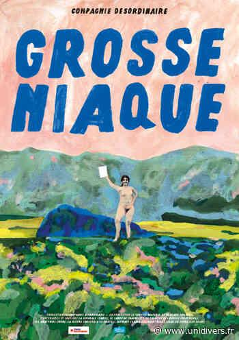 Grosse niaque Le Chapiteau de la Fontaine aux Images Clichy-sous-Bois - Unidivers