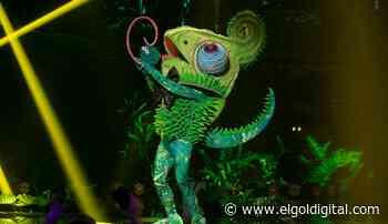 Mask Singer calca vaticinio de Los Simpson con bailoteo de Camaleón - elgoldigital