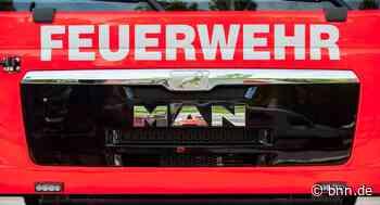 51-Jährige im Krankenhaus Angebrannte Speisereste sorgen für größeren Einsatz in Waldbronn-Reichenbach von unserer Redaktion - BNN - Badische Neueste Nachrichten
