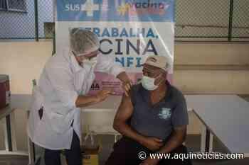 Ibatiba atende nova faixa etária e muda ponto de vacinação contra Covid-19 - Aqui Notícias - www.aquinoticias.com