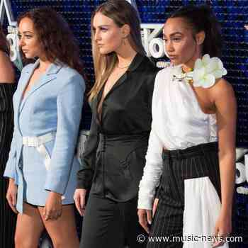 Little Mix transform into a boy band for first music video without Jesy Nelson
