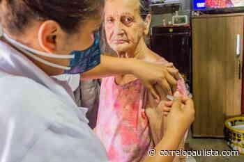 Pirapora do Bom Jesus vacina idosos de 65 anos - Correio Paulista