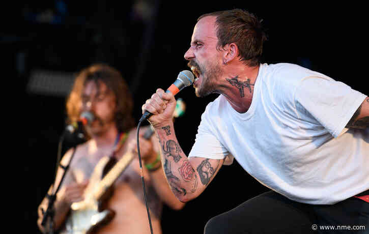 IDLES confirm details of two outdoor shows for summer 2021